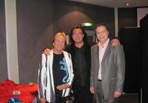 Auftrtt mit Andreas Martin und Frank Zander