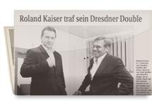 Treffen mit Roland Kaiser 2009